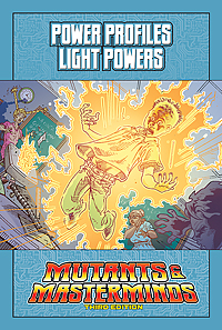 Mutants & Masterminds Power Profile: Light Powers