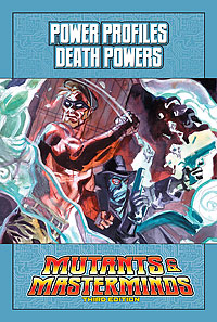 Mutants & Masterminds Power Profile: Death Powers