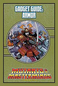 Mutants & Masterminds Gadget Guide: Armor