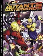 Mutants & Masterminds Second Edition