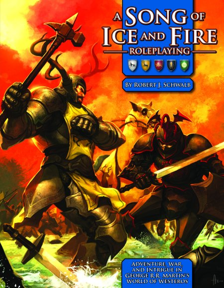 Coberta de A Song of Ice and Fire: Core Rulebook