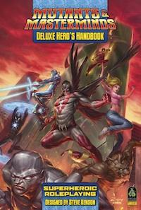 Pre-Order M&M Deluxe Hero's Handbook