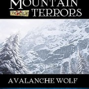 Mountain Terrors: Avalanche Wolf