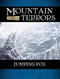 Mountain Terrors: Jumping Fox (PDF)