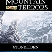 Mountain Terrors: Stonehorn (Chronicle System PDF)