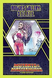 Rogues Gallery: S.E.L.F.I.E.