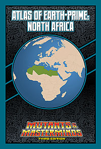 Atlas of Earth-Prime: North Africa