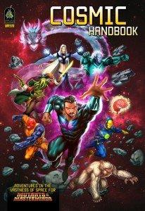 Cosmic Handbook (Not final cover)