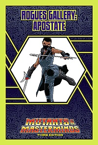 Rogues Gallery: Apostate (PDF)