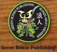 Green Ronin Gamer Badge