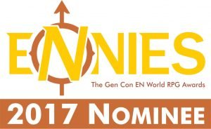 2017 ENnies Awards (The Gen Con EN World RPG Awards) Voting is Now Open