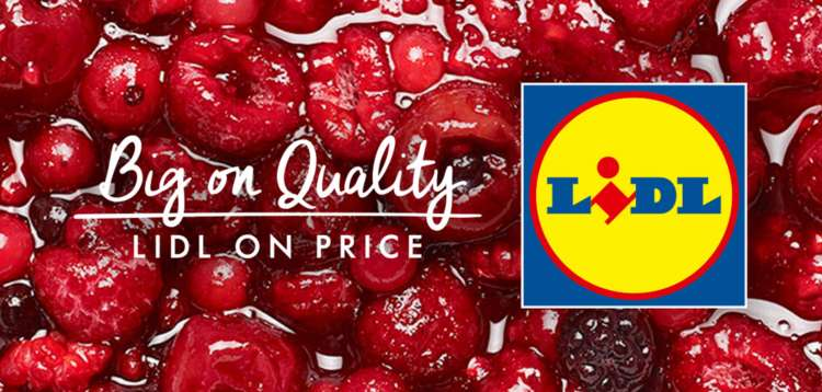 Green Row's Pr campaign for Lidl was a great success
