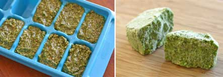How to Freeze and Store Pesto