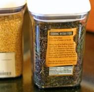 vegan pantry staples - helpful tips
