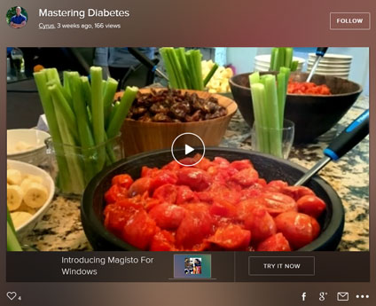 Mastering Diabetes Retreat Highlights Video