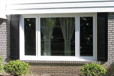 END VENT SLIDER WINDOWS