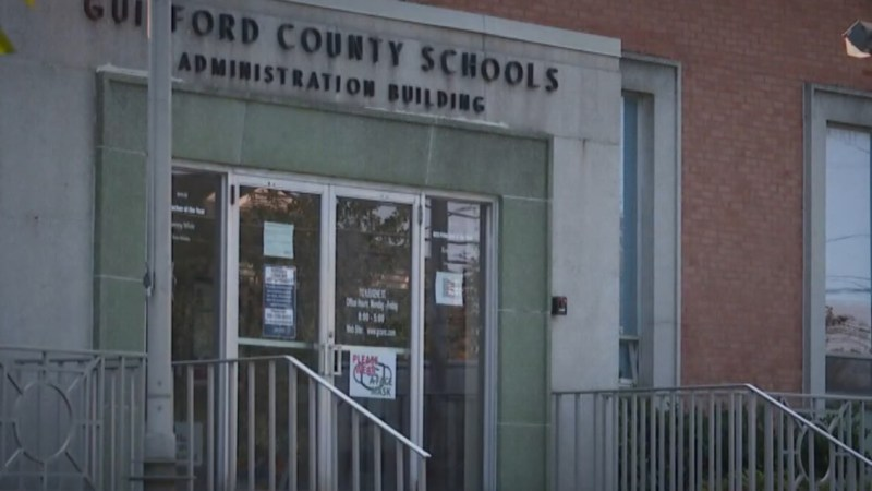 Guilford County Schools students' grades are lower compared to last school year