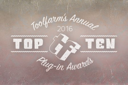 2016 Toolfarm Top 10 Awards – Vote...