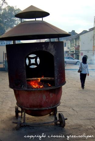 GT-encens burner
