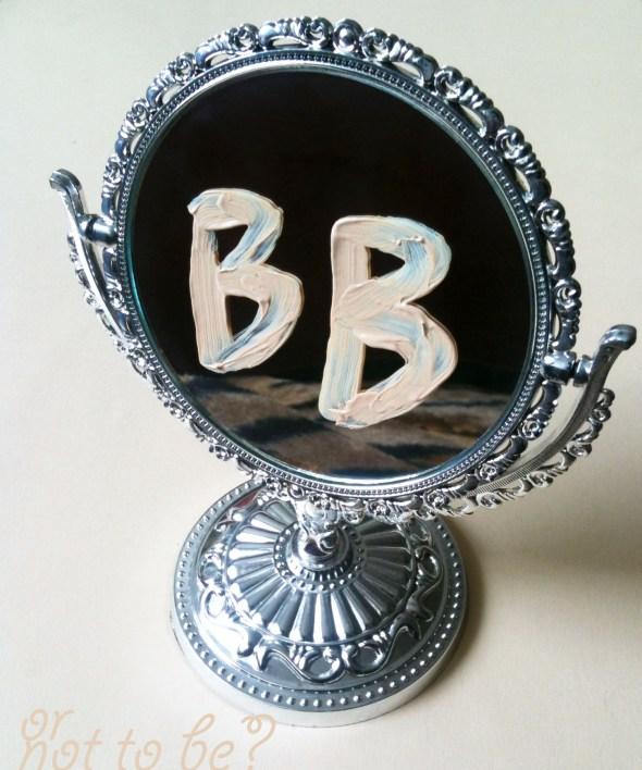bb cream .