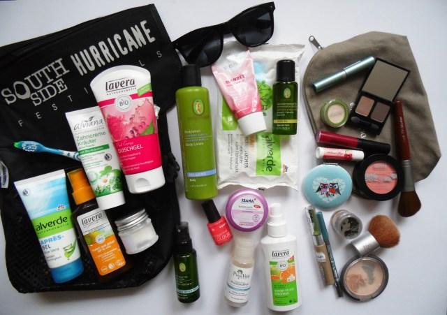 kosmetik festival sommer 2014 novarock Hurricane Festival
