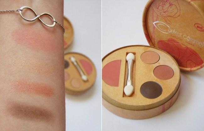 couleur caramel jordan Flash Make Up Kit 925