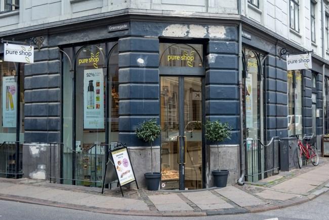 Pure Shop Copenhagen Naturkosmetik