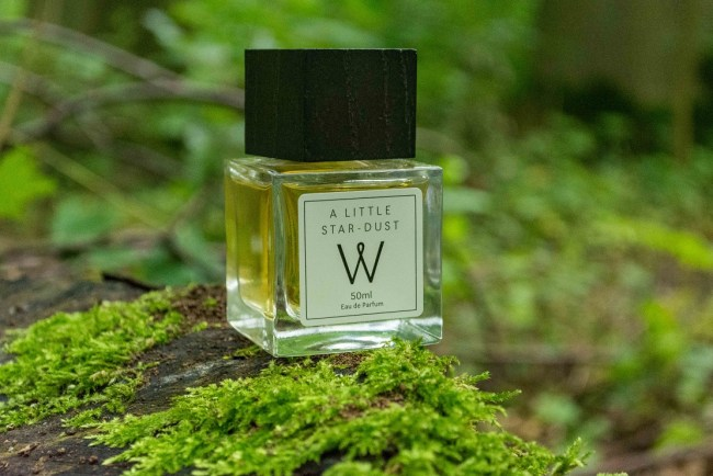 Walden Natural Perfumes A little Star-Dust Perfum