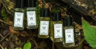 Walden Natural Perfume Gift Set Samples