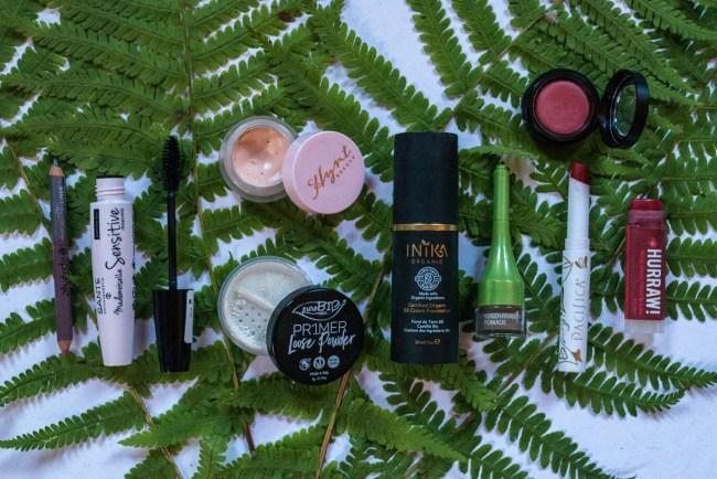 Naturkosmetik Lieblinge MakeUP 2017