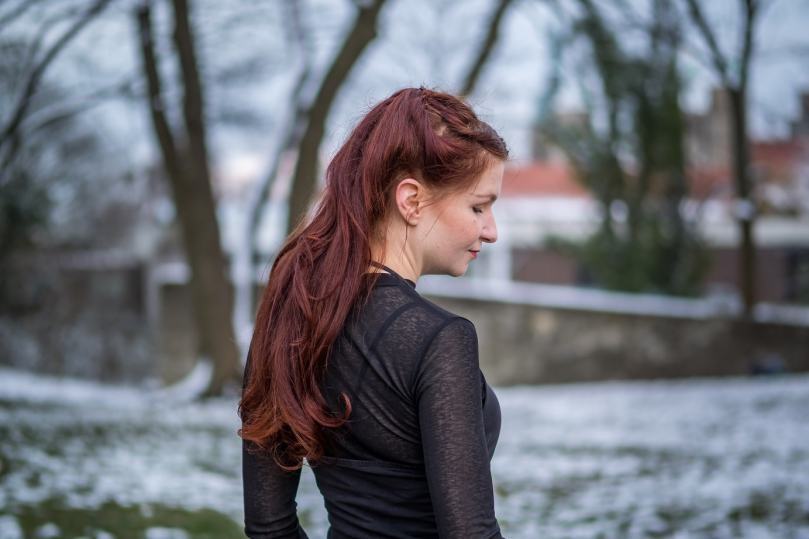 Haarbande Filmfrisuren Margaery Tyrells Half Ponytail