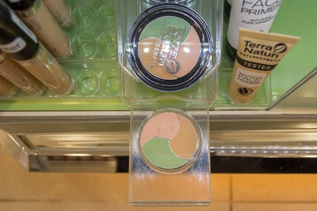 dekorative Kosmetik Terra Naturi 2018 Correcting Concealer