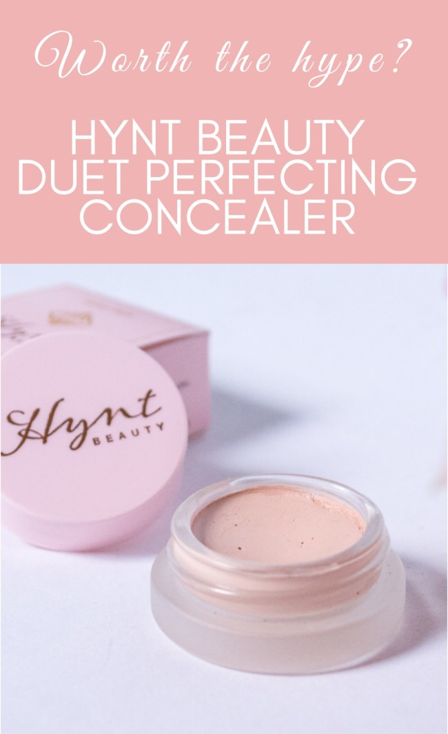 Hynt BeautyDuet Perfecting Concealer Makeup