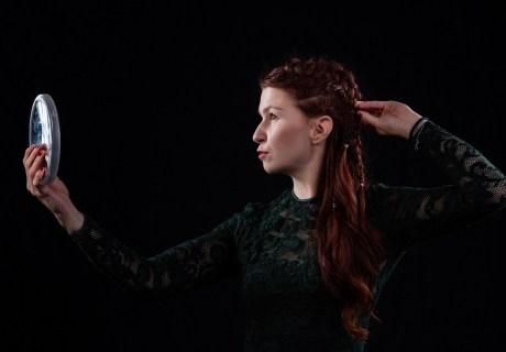 Haarbande Vikings hairstyle Lagertha Frisur