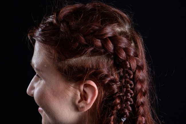 Vikings Hair Lagertha Hairstyle Snake Braids