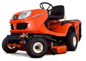Kubota GR1600 Lawnmower Video