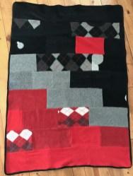 Diane's finished blanket