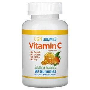 علكات فيتامين ج قابلة للمضغ