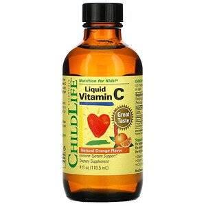 فيتامين سي اي هيرب للأطفال