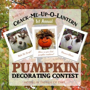 Pumpkin Decorating Contest