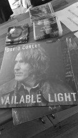 David Corley Vinyl Albumn