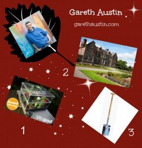 Gareth Austin Gardening Gift List