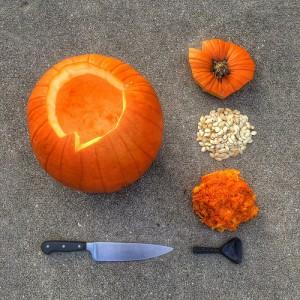 How to save pumpkin seeds