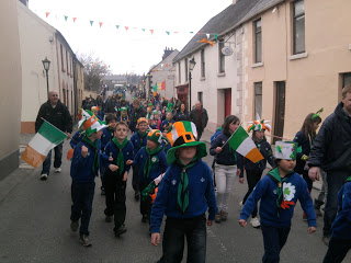 St Patrick's Day in Ireland - parades, food and family