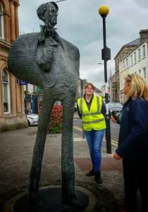 Walking Tour of Sligo With our Guide Niamh