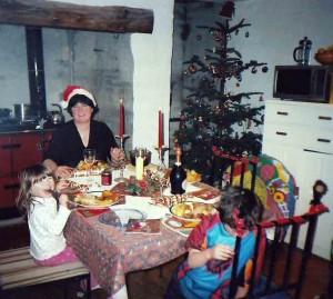 Our First Full Family Christmas Dinner