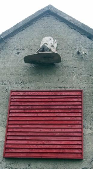 pallet shutters