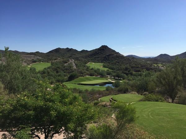 Quintero Golf Club Peoria Arizona