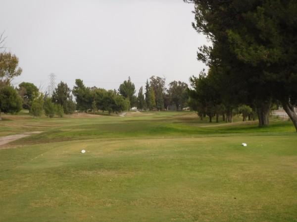El Prado Golf Course (Butterfield Stage) Chino California Hole  9 Par 4