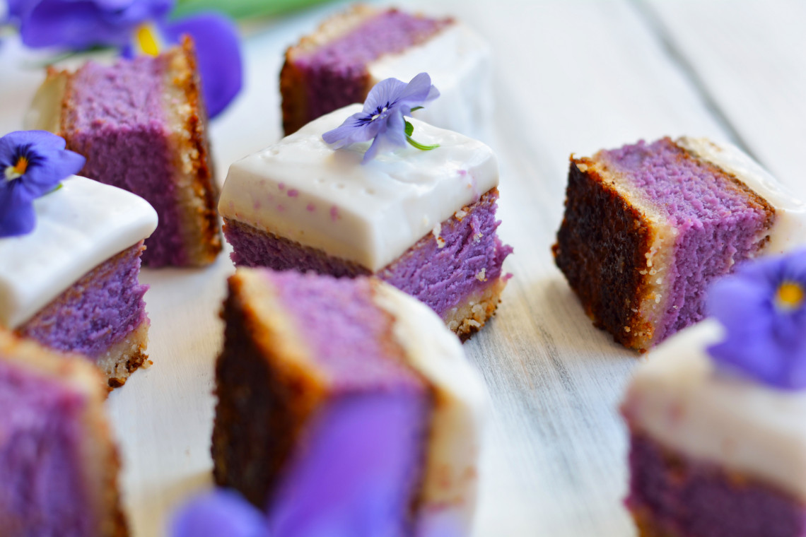 Hawaiian Purple Sweet Potatoes
